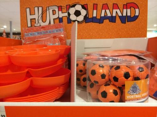 Oranjegekte - Febre laranja - Holanda