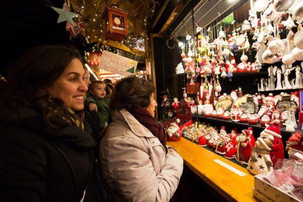Maastricht - Mercado de Natal