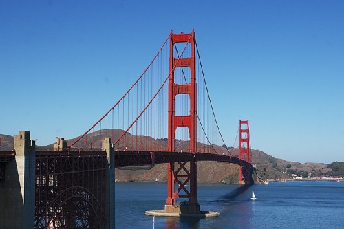 Golden Gate Bridge - São Francisco - © Bailandesa.nl