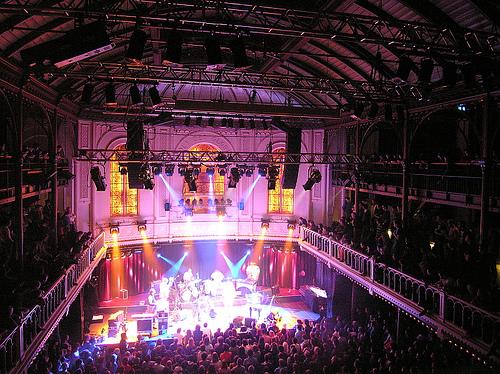 Paradiso - Holanda Igrejas - Amsterdam © Ivan ( flickr)