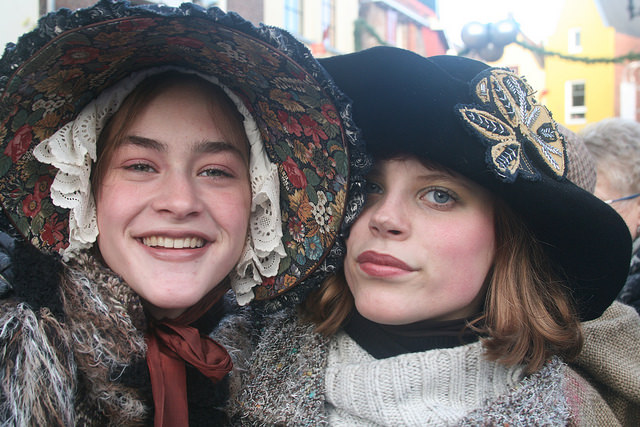dickens festival  o que fazer na Holanda em dezembro- bailandesa