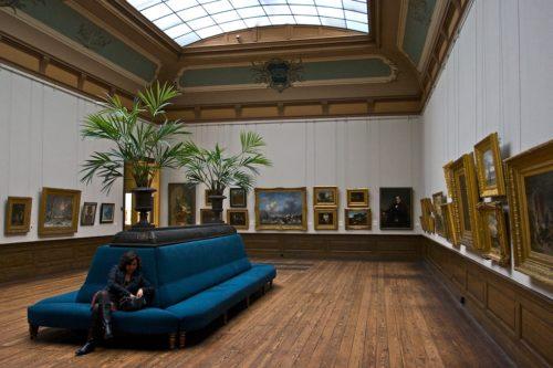 Teylers Museum Haarlen Holanda