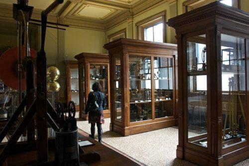 Teylers Museum é uma viagem no tempo
