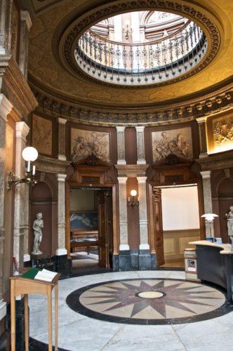 Teylers Museum. Uma viagem no tempo