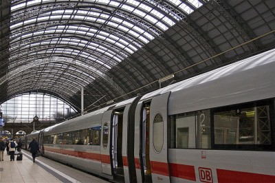 Trem na Europa