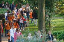 Tradição Holandesa - Avondvierdaagse - Bailandesa.nl