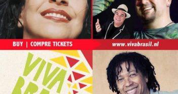 Festival Viva Brasil - shows brasileiros na Holanda - Amsterdam