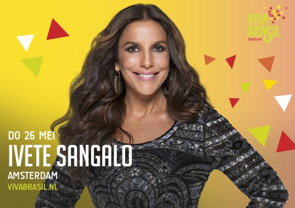 Ivete Sangalo - Viva Brasil - Shows Brasileiros na Holanda
