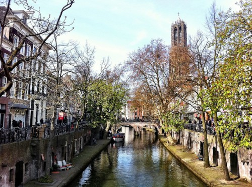 Utrecht - Holanda - ©Bailandesa.nl