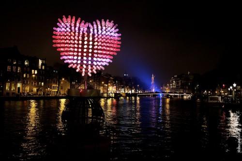 Amsterdam Light Festival - © Ron Beenen - Bailandesa.nl