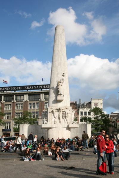 Maio na Holanda - 4 e 5 de maio - dia da libertação