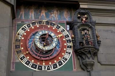 Relógio de Berna, Suíça