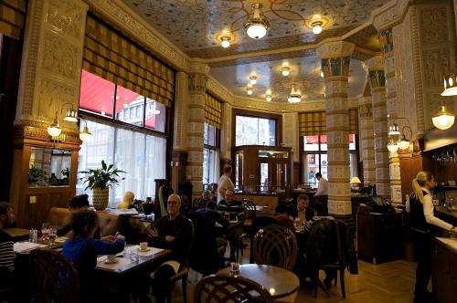 Café Imperial - Praga - (c) Bailandesa.nl