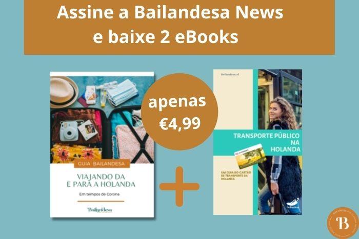 Assine o Bailandesa News e receba 2 ebooks por 4,99 euros
