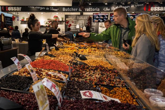 De Markt Rotterdam, o mercado de Roterdã - (c) Ron Beenen - Bailandesa.nl