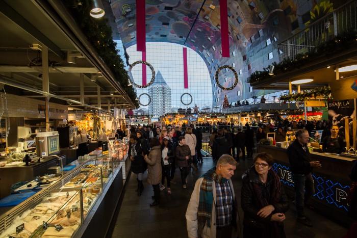 De Markt Rotterdam - (c) Ron Beenen - Bailandesa.nl