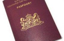 Passaporte Holandês