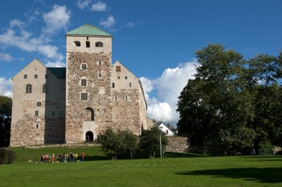 Castelo de Turku, Finlândia
