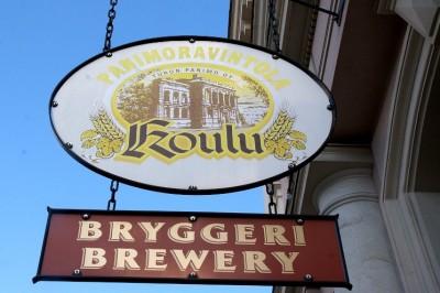 Escola, Koulu - Bar pub - Turku - Finlandia