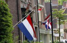 Holanda - bandeiras © Bailandesa.nl