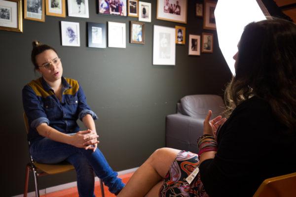 Entrevista com Maria Gadu - Viva Brasil - Bailandesa- (c) Ron Beenen