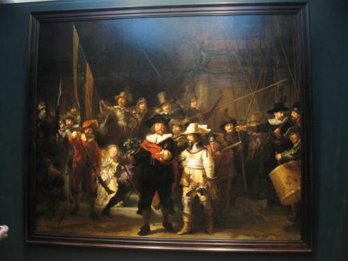 Ronda Noturna - Rembrandt - Rijksmuseum - Holanda ©Bailandesa.nl