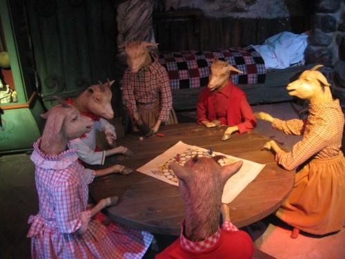 Efteling, o parque de diversões temático na Holanda - Bailandesa