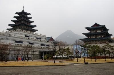 Gyeongbokgung - Palácio Real de Seul Coreia