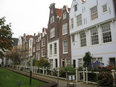 Begijnhof - Jardim das Beguinas - Amsterdam - Holanda ©Bailandesa.nl