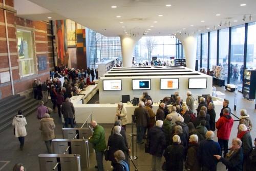 Stedelijk Museum. Arte moderna, contemporânea e design em Amsterdam