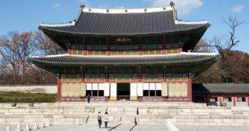 Palácio Changdeokgung - Seul - Coreia