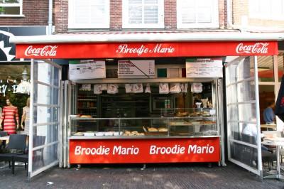 Broodje Mario - Utrecht - Holanda