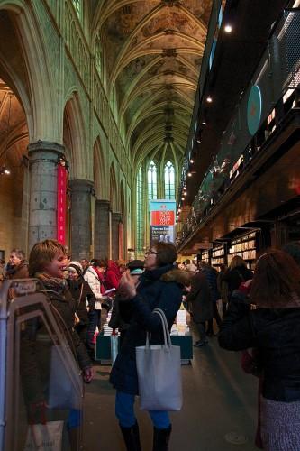 Selexys Dominicanen - Igreja livraria Maastricht - Holanda ©Bailandesa.nl