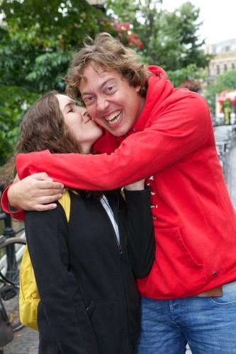 Jan & Beatriz - história de amor Brasil e Holanda © Bailandesa