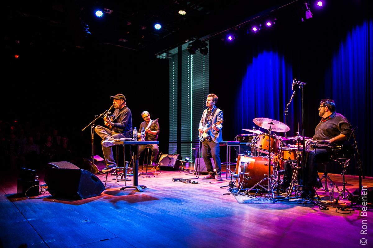 João Bosco traz o show João Bosco Quartet para o Bimhuis em Amsterdam - foto: Ron Beenen