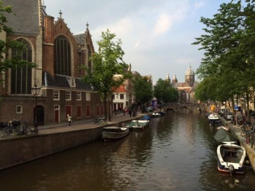 Bridges  - Restaurante em Amsterdam - ©Bailandesa.nl