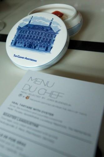 Bridges - Restaurante Amsterdam - (c) Bailandesa.nl
