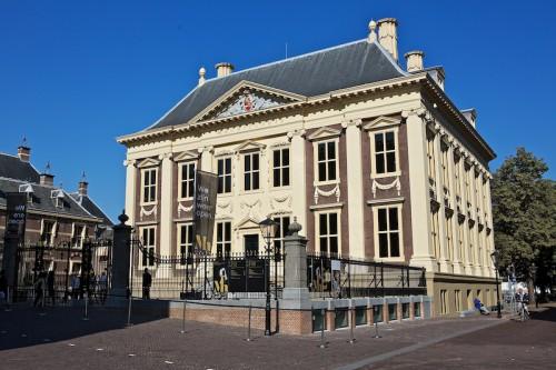 Mauritshuis gebouw
