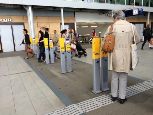 Transporte público na Holanda - OV Chipkaart - © Bailandesa.nl
