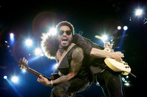 Lenny Kravitz - Festivais na Holanda ©Ron Beenen