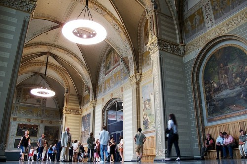 Rijksmuseum, o museu nacional da Holanda em Amsterdam