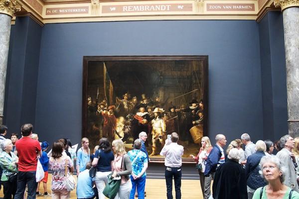 Rijksmuseum - Holanda - Amsterdam - Bailandesa