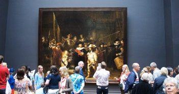 Rijksmuseum - Amsterdam - Holanda - ©Bailandesa.nl