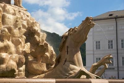 Salzburg - Praça da Residência