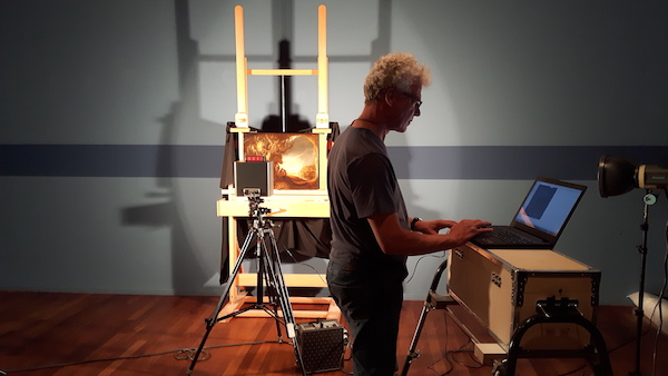 Laboratório Rembrandt