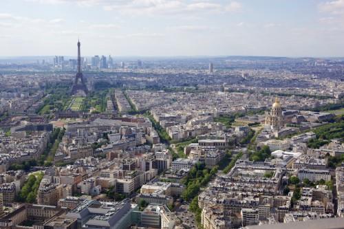 Torre Montparnasse - Paris © Bailandesa.nl - Visto para a Europa