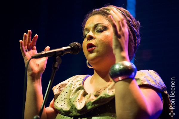 Fabiana Cozza - Viva Brasil 2015 (c) Ron Beenen