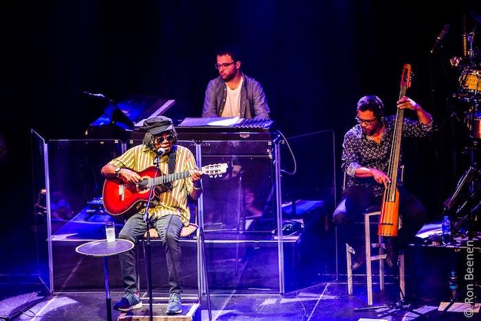 Show de Milton Nascimento em Amsterdam - Paradiso - foto: Ron Beenen