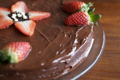 Torta de Aniversário - Holanda