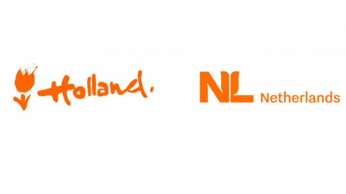 Novo Logo Holanda - Países Baixos